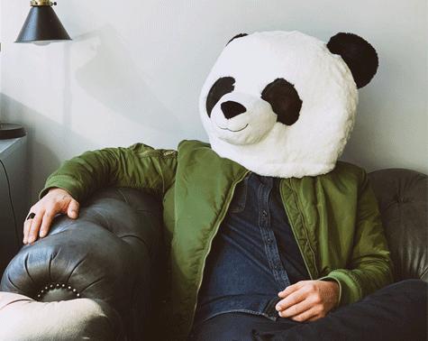 panda-man