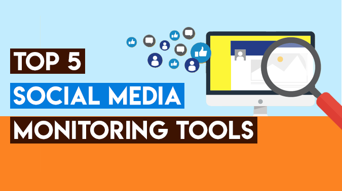 5 Tools To Use For Monitoring Social Media Effectively