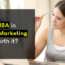 Is MBA In Digital Marketing Is Worth It?